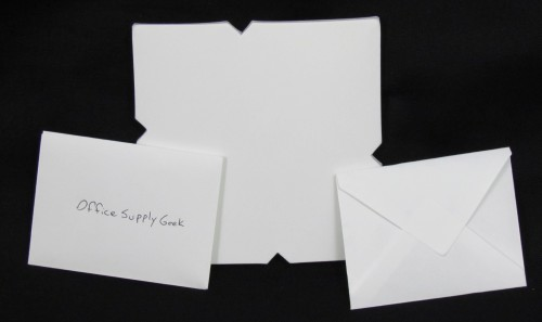 Sticky Note Envelope Pad from MUJI 500x297 best of office weekend roundup 85