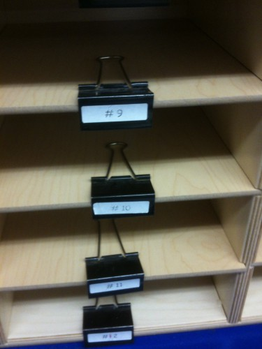 binder clips to label mail boxes 375x500 best of office weekend roundup 85