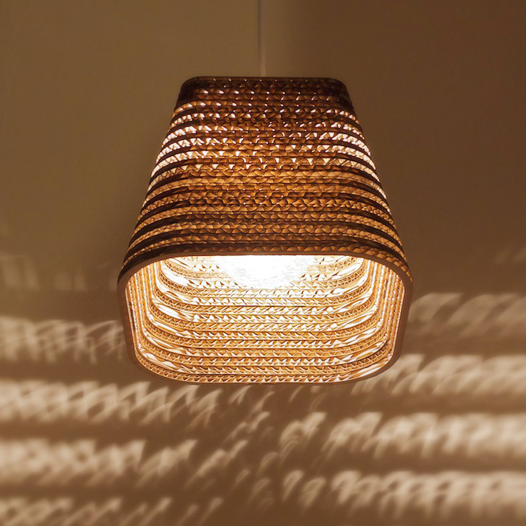 carboard-lighting-fixture