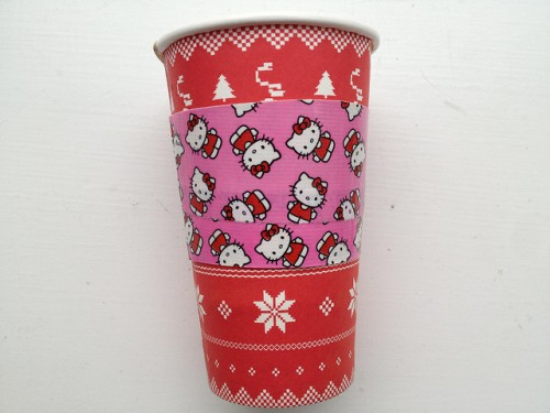 diy duck tape coffee sleeve 500x375 best of office weekend roundup 86