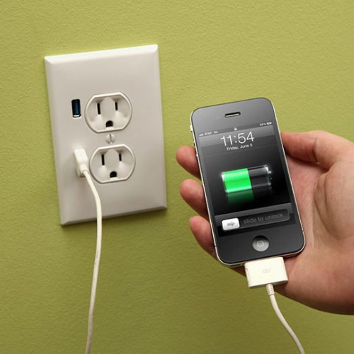 diy usb outlet cover plug 500x500 best of office weekend roundup 84