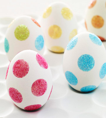 glitter eggs best of office weekend roundup 83