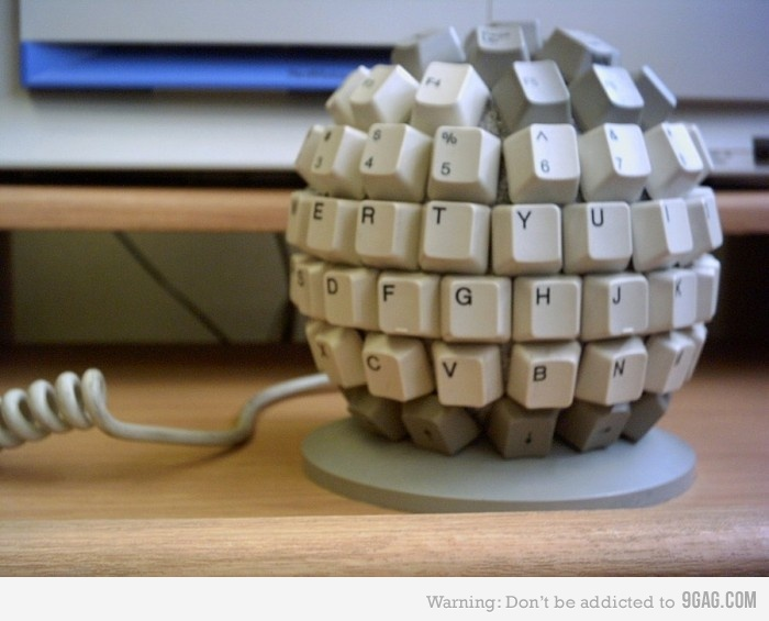 keyboard-sphere