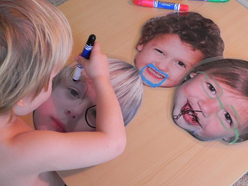 laminated dry erase faces 500x375 best of office weekend roundup 85