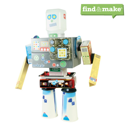 make your own robot best of office weekend roundup 85