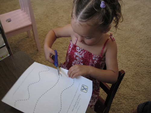motor skills scissors 5 Office Supplies for Fine Motor Skills
