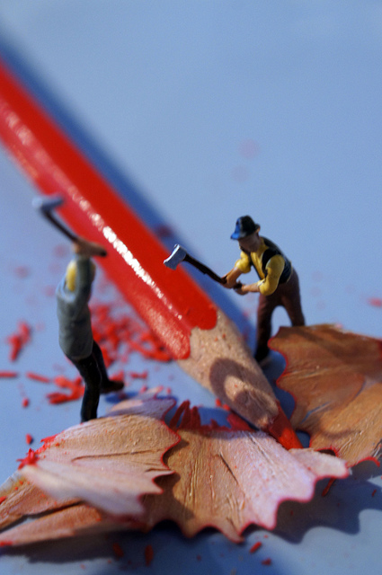 pencil sharpening ax best of office weekend roundup 86