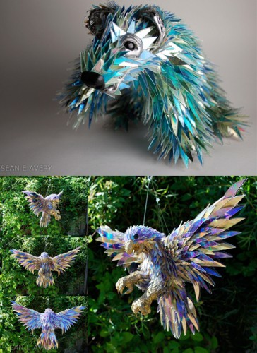 sean-avery-cd-sculptures