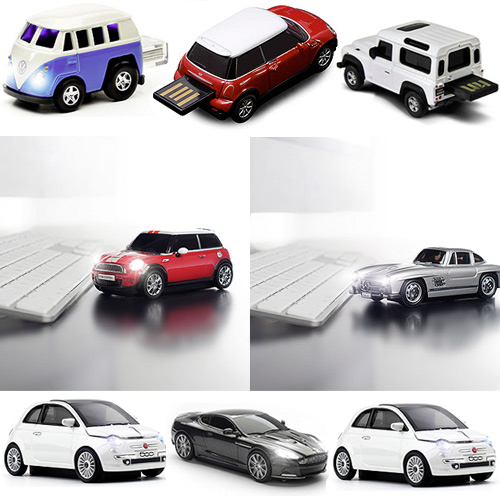 car mouse car usb A Mouse You Can Drive
