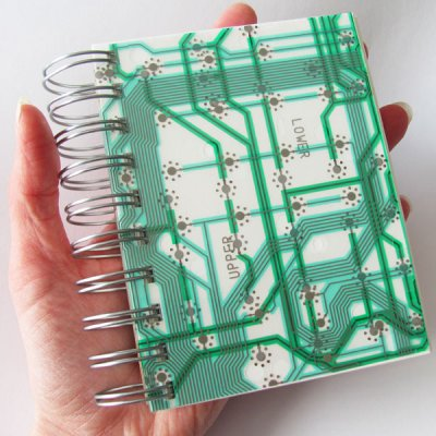 circuit board notebook Best of Office Weekend Roundup 88