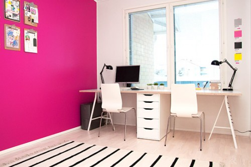 hot pink office 500x333 best of office weekend roundup 87