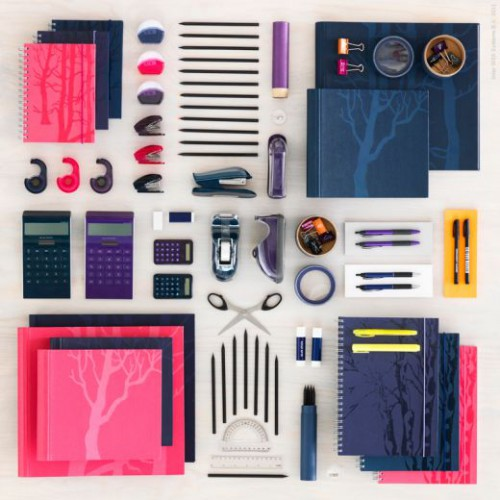ikea organized office supplies 500x500 Best of Office Weekend Roundup 88