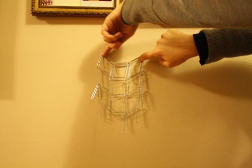 intersticestudio 1 Paper Clip Installation Masterpiece