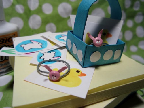 office supplies easter baskets 500x375 Best of Office Weekend Roundup 88