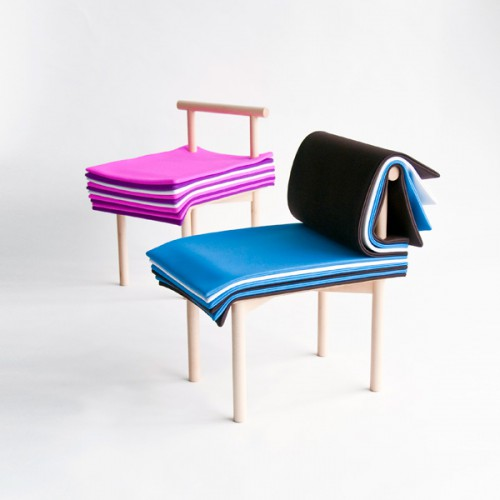 paper roll chair 500x500 Best of Office Weekend Roundup 88