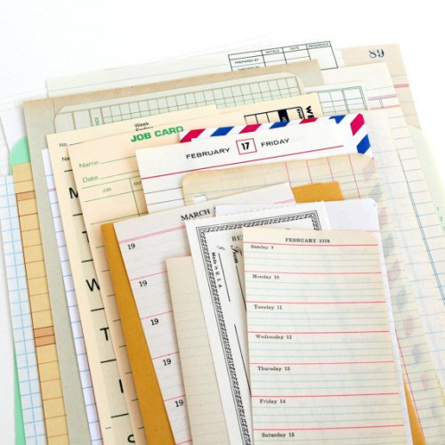 vintage office paper 500x500 best of office weekend roundup 87