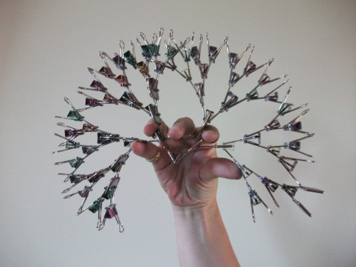 paper clip tree 500x375 Best of Office Weekend Roundup 95