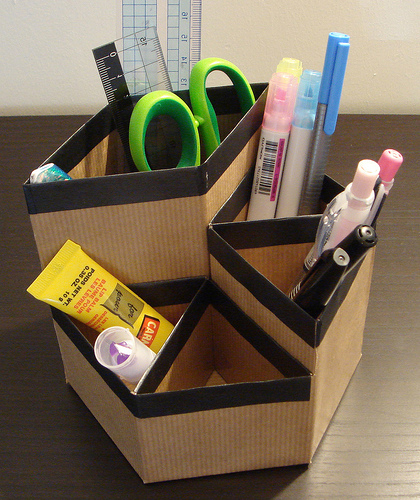cardboard desk organizer Best of Office Weekend Roundup 97