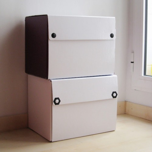 diy giant file boxes 500x500 Best of Office Weekend Roundup 96