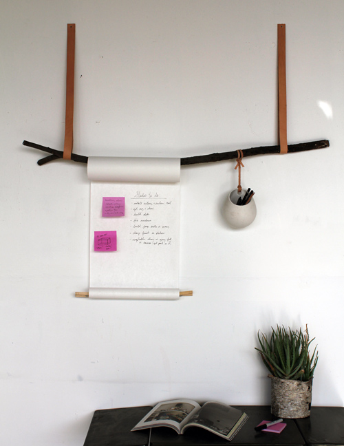 diy-hanging-notepad
