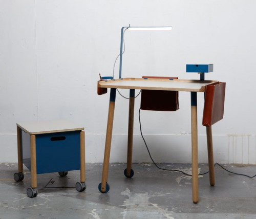 fredrik paulsen minimal workstation 500x427 Best of Office Weekend Roundup 99