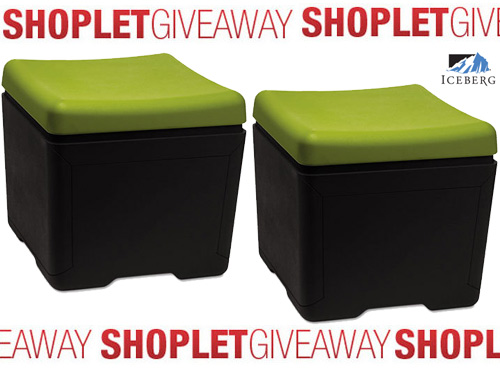 iceberg otto giveaway Win an Iceberg Otto File Ottoman! 