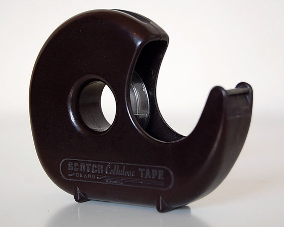 vintage-scotch-tape-dispenser