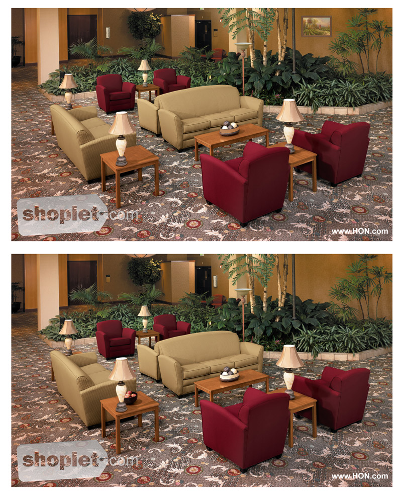 Shoplet HON Spot the Difference Lobby2 Can You Spot The Differences?