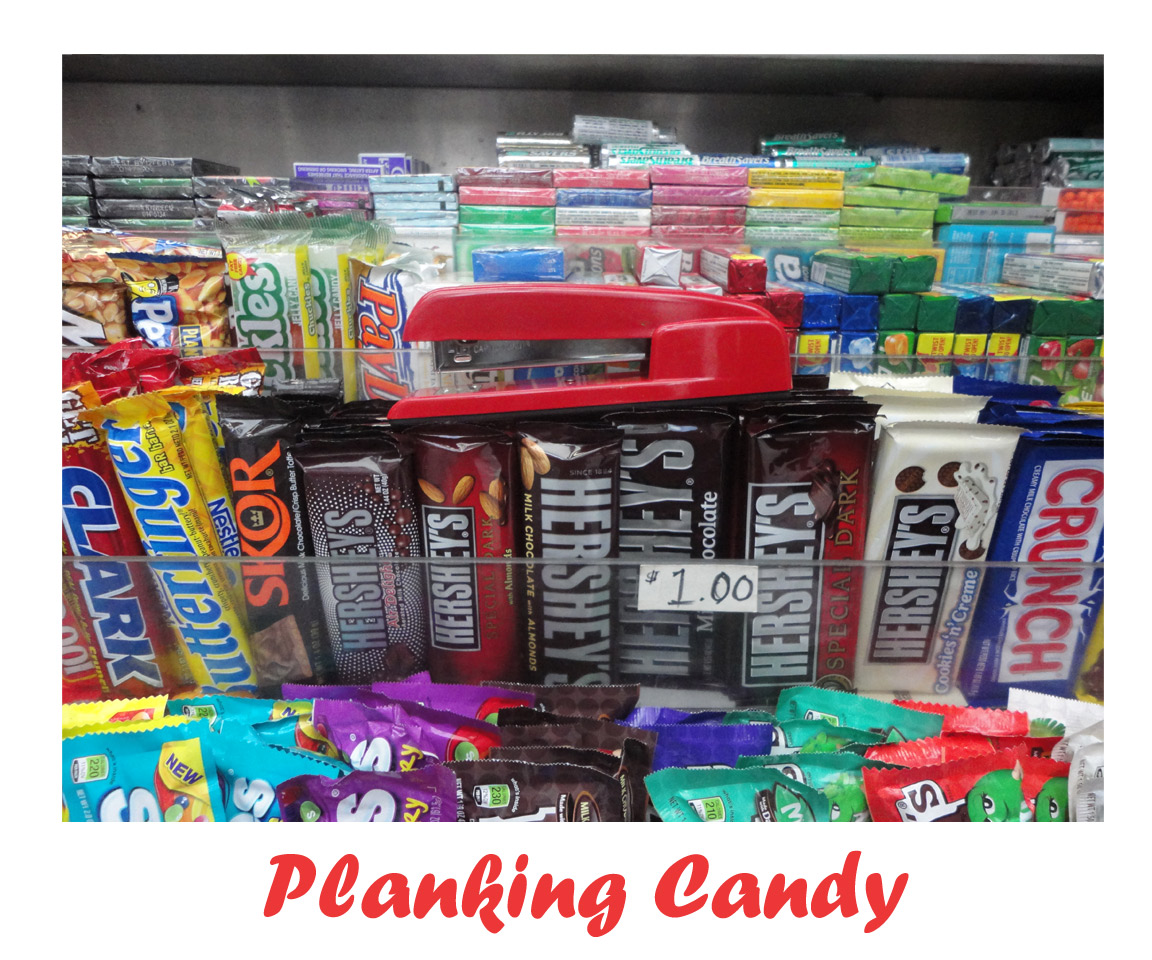 Shoplet Planking Stapler Candy The Planking Stapler has Moved!
