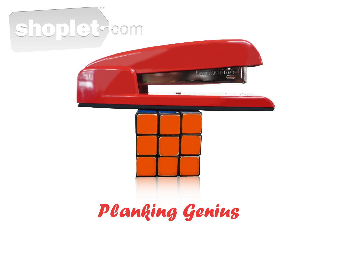 Shoplet Planking Stapler Rubiks Cube1 The Planking Stapler has Moved!