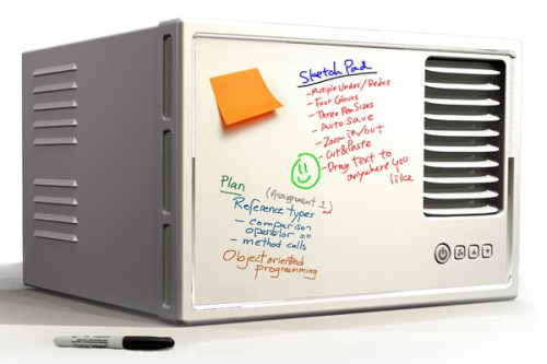 dry erase ac 500x333 Best of Office Weekend Roundup 104