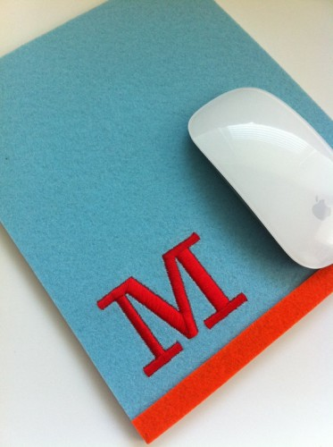 felt mousepads 373x500 Best of Office Weekend Roundup 101