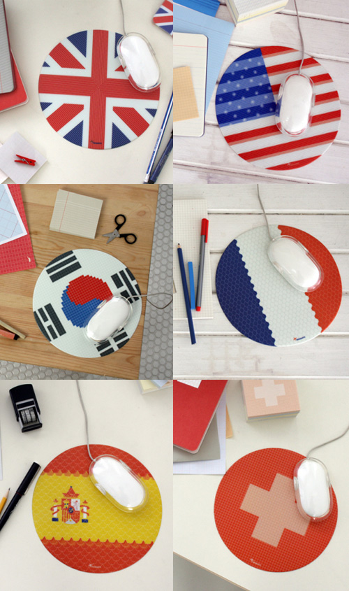 flag mousepads Patriotic Mouse Pads