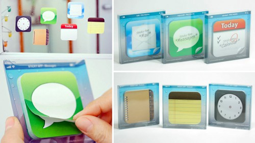 iphone apps sticky notes 500x281 Best of Office Weekend Roundup 101