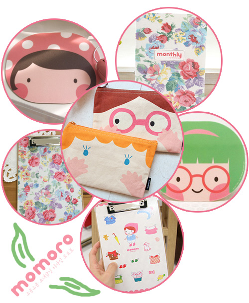 momoro girly office supplies Momoro for Your Girly Office