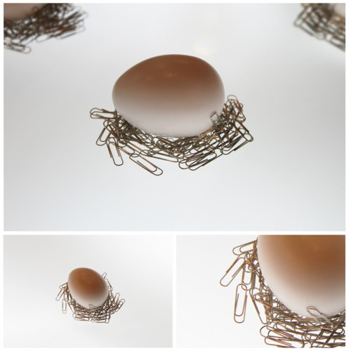 paper clip nest 497x500 3 Projects by Cheng Tsung