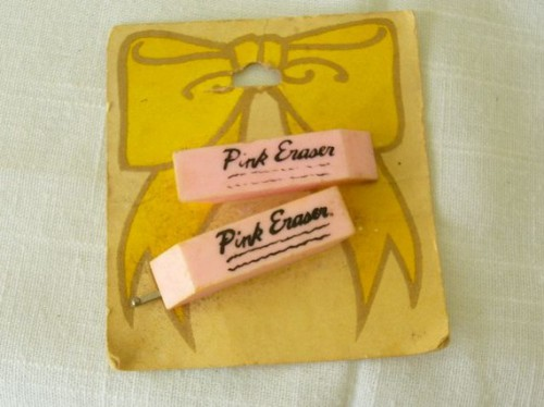 pink eraser bobby pins 500x374 Best of Office Weekend Roundup 104