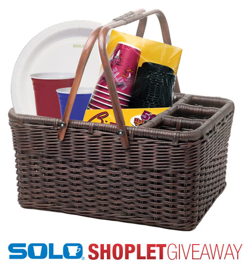 solo shoplet picnic giveaway Win Solo Products for Your Picnic!