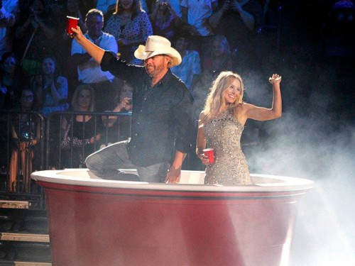 toby keith red solo cup 500x375 From the Solo Cup Facebook Page