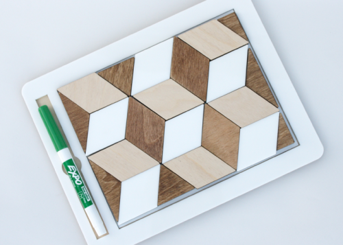 wooden whiteboard board 500x357 Best of Office Weekend Roundup 103