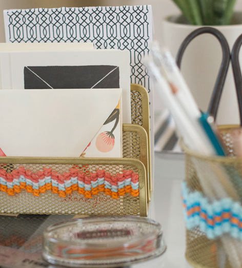 cross stitch desk accessories Best of Office Weekend Roundup 108