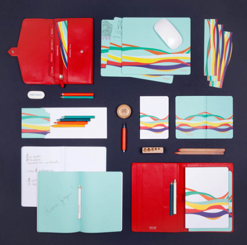fabriano stationery set 500x496 Best of Office Weekend Roundup 107