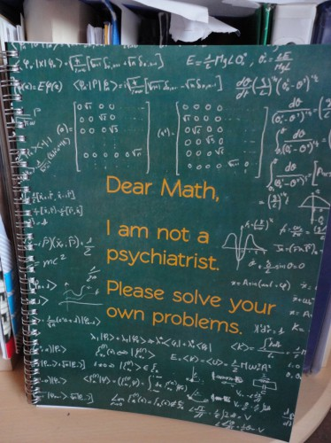 math notebook 374x500 Best of Office Weekend Roundup 105