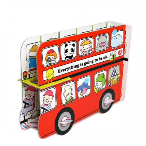 noodoll london bus stationery holder 500x500 Best of Office Weekend Roundup 108