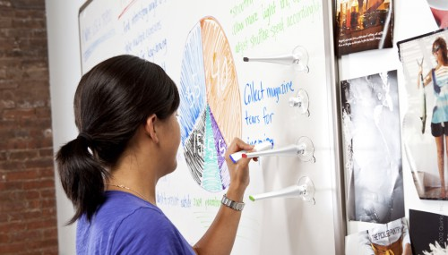 whiteboard mark ups quirky 500x285 Best of Office Weekend Roundup 106