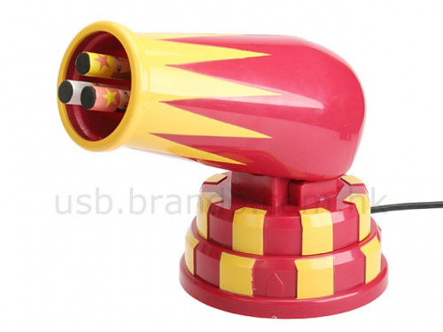 circus cannon usb 500x375 Best of Office Weekend Roundup 110