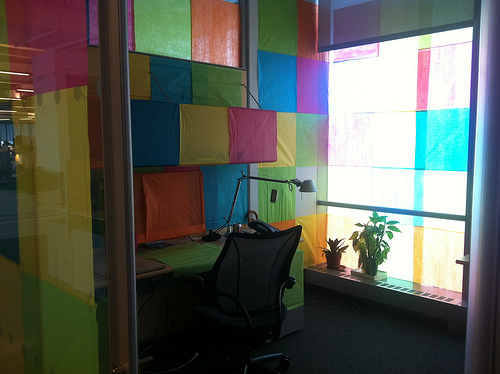 color block pretty prank Best of Office Weekend Roundup 112