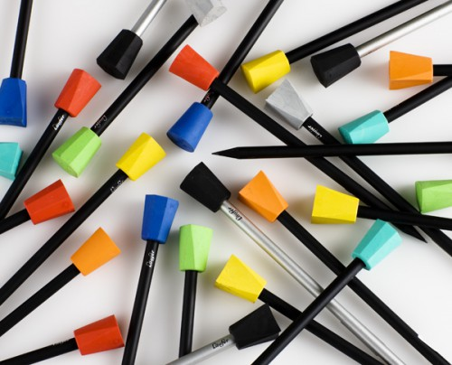 pencil nugget erasers 500x404 Best of Office Weekend Roundup 112