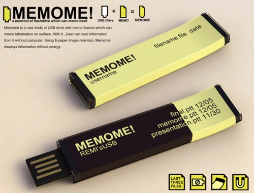 usb with file names 500x380 Best of Office Weekend Roundup 111