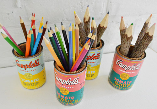 campbell soup pencil case Best of Office Weekend Roundup 117